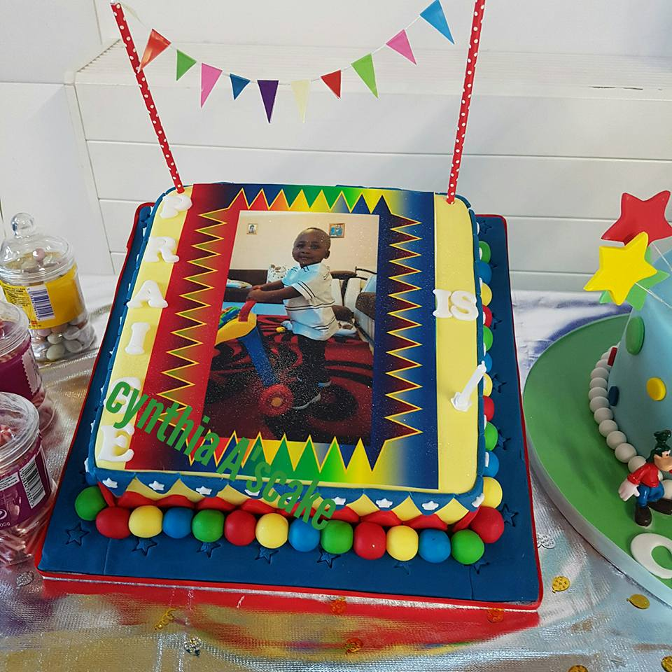 Cakes For Boys 10