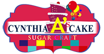 Cynthia A's Cake – Cakes, Cake Makers, Birthday Cakes, Wedding Cakes in Peckham, South London Logo