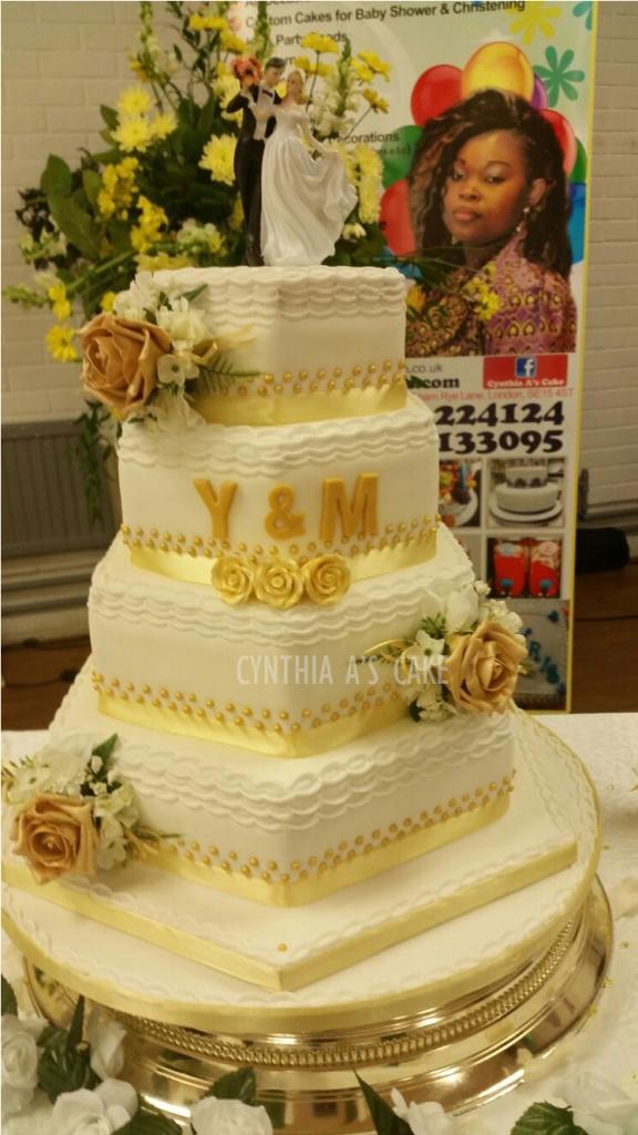 Wedding Cakes - Cynthia A\'s Cake - Cakes, Cake Makers, Birthday ...