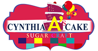 Cynthia A's Cake – Cakes, Cake Makers, Birthday Cakes, Wedding Cakes in Brixton, South London Logo